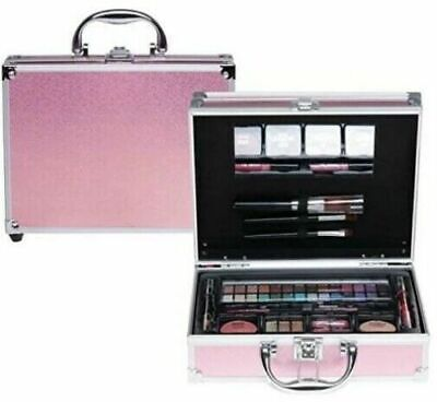 Bauletto Make Up 81 Pezzi - Set trucco cosmetici - Trousse palette pennelli