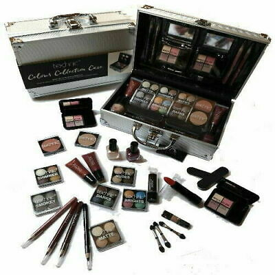 Set  Make Up completo - Kit trucchi cosmetici - Trousse palette pennelli