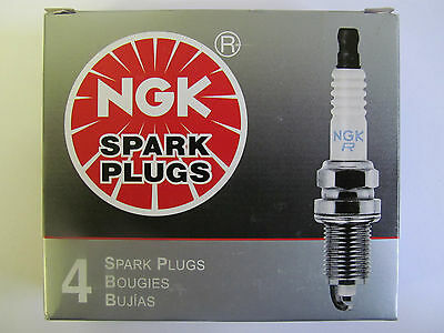 "New ""LOT"" of 4 BCPR5ES 6130 NGK Spark Plugs 25 132 12-S 491055S RC12YC 14mm x3/4"