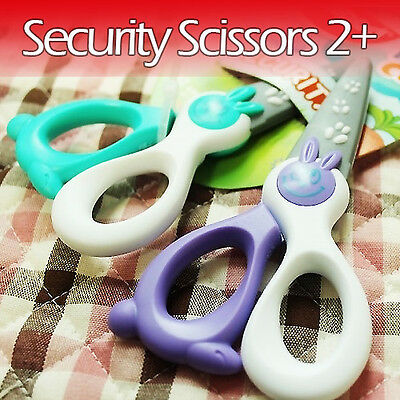 Maped Kidi Cut Kids Safety Scissors Cuts Paper Only Security - 2 Colors