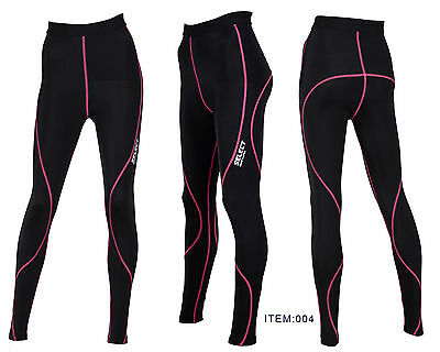 Select Women Compression Leggings. Ladies Sports Trousers. Yoga, Fitness Running