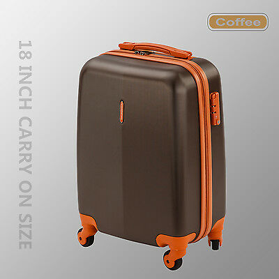 18 Inches 2.2KG Domestic & International Carry on Cabin Size Suitcase Luggage