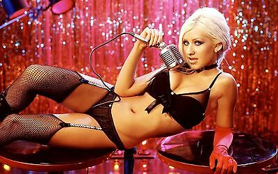 Christina Aguilera 8x10 Glossy Photo Print  #CA3