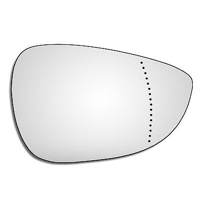 A Class Driver Side Offside Wing Mirror Glass Door Mirror Glass 2009-2012
