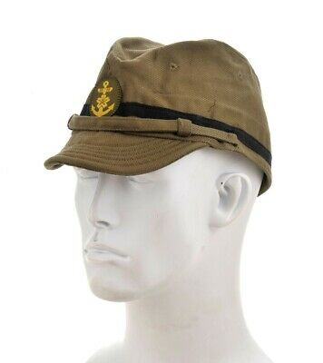 WW2 Japanese Imperial Naval Landing Forces Enlisted Mans Soft Cap Size 58