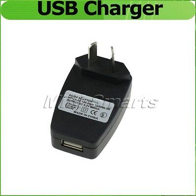 Universal AC 100-240V USB Wall Travel Charger Power Adapter Converter AU Plug
