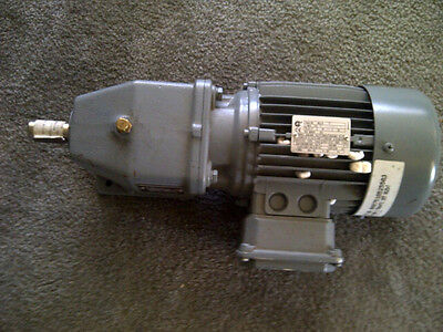 nord sk 12-80 l/4 tf with motor