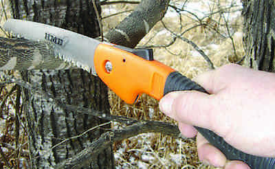 "HME Products Folding Saw-7"" Carbon Steel Folding Saw Model # FS-1"