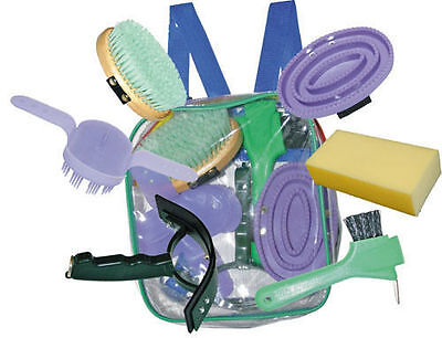 HKM 6 Piece Child`S Grooming Set Delivered In A Bag - Cleaning Products