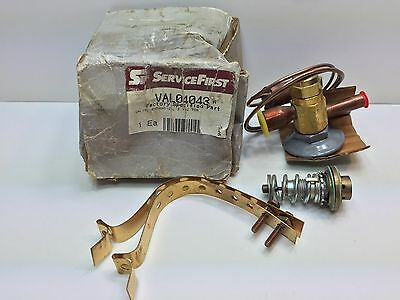 NEW! SERVICEFIRST VALVE EXPANSION KIT VAL04043