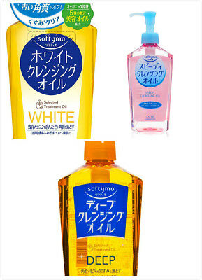 Kose Cosmeport Softymo Deep&Speed Cleansing Oil Makeup Remover 230ml From Japan