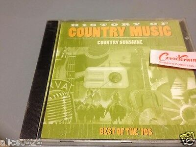 History of Country Music:Best of the '70s CD,2000 John Denver,Loretta Lynn NEW