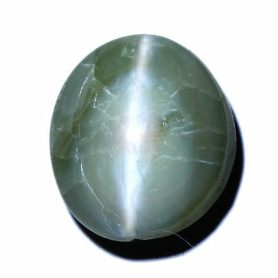 4.73 Cts ---100 % Natural Chrysoberyl Cat's Eye----From Sri Lanka----Unheated