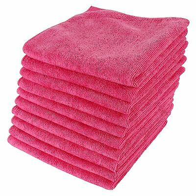 12 x  M-Cloth / Micro Fibre Lint Free Microfibre Cloths Detailing / Valeting