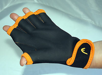Head SWIM GLOVE Schwimmhandschuh Trainingshilfe Aqua Fitness Handschuh