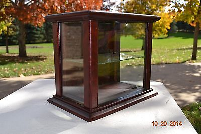 Vintage Original General Store Display Case Antique Country Store Showcase