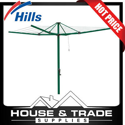 Hills Everyday Rotary Hoist Clothes Line 37 M  ClothesLine NORFOLK PINE FD88010