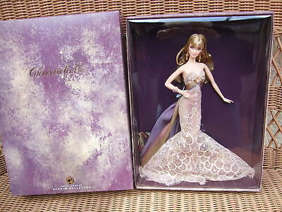 Christabelle Barbie 2007 Gold Label Robert Best NRFB MIB + Shipper