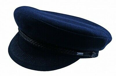 Stylish and Classic Traditional BRETON Cap as worn by French and Greek fisherman