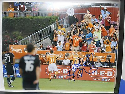 Houston Dynamo Will Bruin Signed Autographed 8 x 10 photo A soccer MLS
