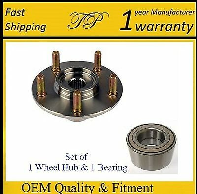 Front Wheel Hub & Bearing Kit For HONDA CR-V CRV 19971998 1999 2000 2001