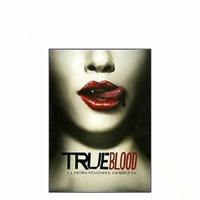 True Blood - Stagione 1 in DVD (Nuovo, Italiano, Originale)