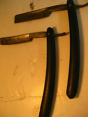 Straight Razor ernst wupper & Co. made in germany Very Rare WOW