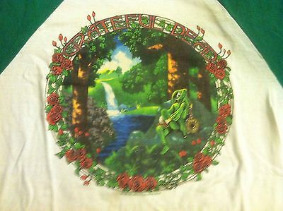 1984 Grateful Dead Summer Tour T