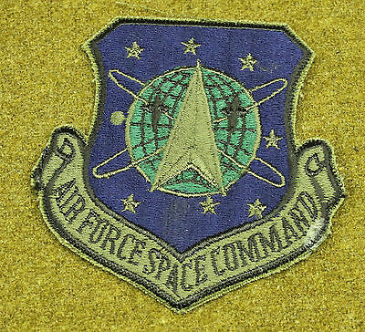 31209) Military Patch USAF Air Force Command Air Force Insignia Badge