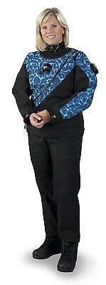 DUI FLX EXTREME Women's Select Drysuit (Size X-Large-Tall)