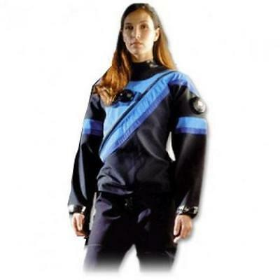 DUI FLX 50/50 Select Series Women's Drysuit (Size Small)