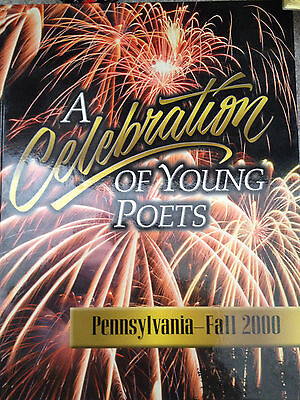 Taylor Swift's First Publication (uncirculated) -- A Celebration of Young Poets