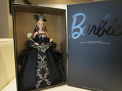 Barbie VENETIAN MUSE DOLL GOLD LABEL BRAND NEW TISSUED UNOPENED BOX