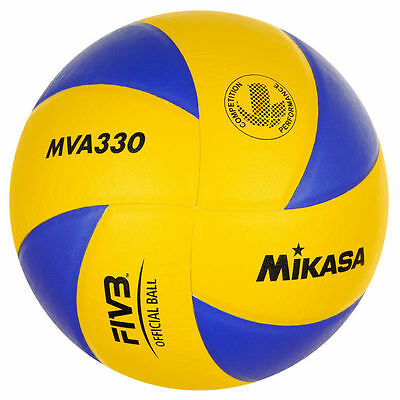 Mikasa FIVB OFFICIAL BALL MVA330 Volleyball Ball Competition Performance