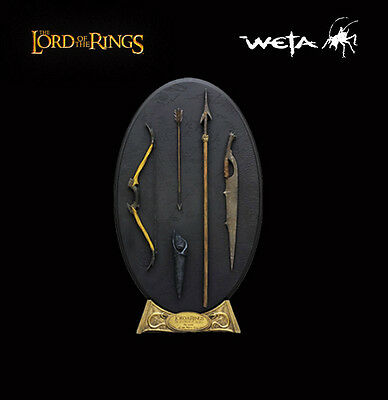 Sideshow Weta ARMS OF THE MORIA ORCS Lord of the Rings LotR Hobbit Weapon Rare