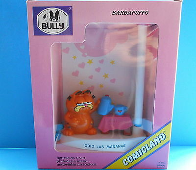 GARFIELD da BARBAPUFFO --GARFIELD THE in box