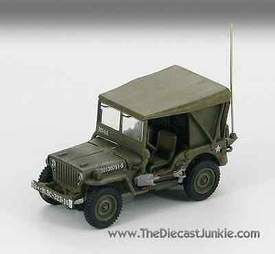 Hobby Master Willy Jeep USAAF England 1942  1/72 HG4204