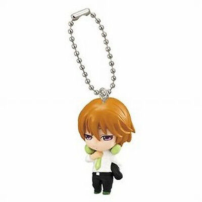 ❤BROTHERS CONFLICT❤Key Chain Strap Swing mini Figure❤Japan Limited❤Natsume❤