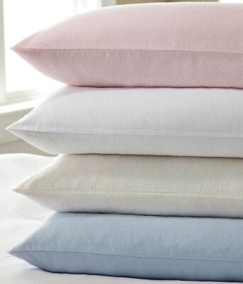 New 100% Brushed Cotton Flannelette Sheet Sets Fitted Flat Pillow Cases Set