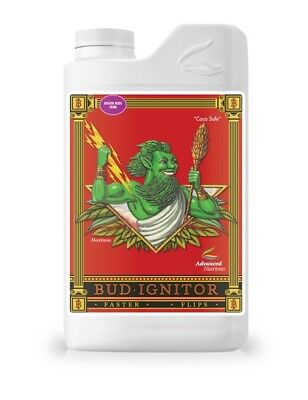 Bud Ignitor 1L - Advanced Nutrients Flowering Booster OFFICIAL NOT DECANTED