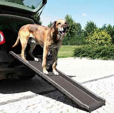 Pet Ramp Dog Portable Travel Access Car Boot Trunk Joint Arthritis Care Aid New