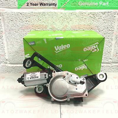 For Bmw 1 Series E81 E87 Rear Windscreen Rear Wiper Motor Genuine Valeo 04-11