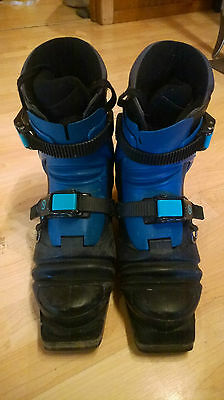 Scarpa T2 telemark boots
