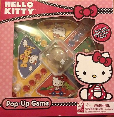 Hello Kitty Pop Up Pop-up Game  SHIPS FREE
