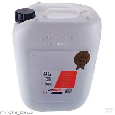 CHAINSAW CHAIN OIL FOR BAR AND CHAIN 20ltr. FAST DELIVERY SUITABLE FOR HUSQVARNA