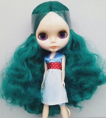 "12/"" Neo Blythe Doll from Factory colorful Hair Nude Doll JSW49004"