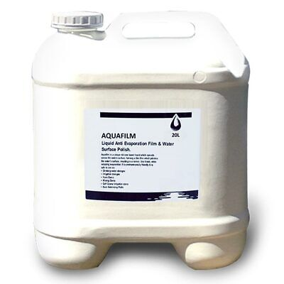 Stop Evaporation from Dams Aquatain 20 litre