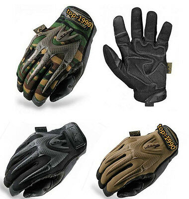 Outdoor Sports Military Tactical Airsoft Hunting Shooting Paintball Armed Gloves