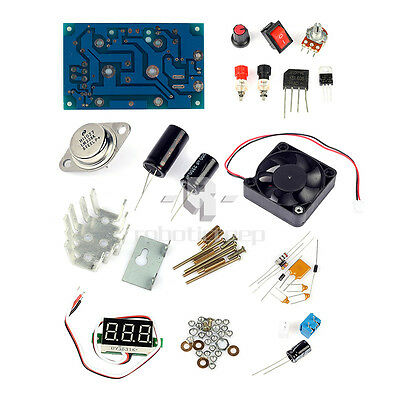 LM338K 3A Step Down Power Supply Module DIY Kit for Arduino output brand new
