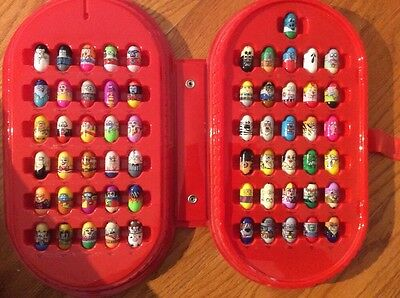 Mighty Beanz series 1 with Mighty Moose bean